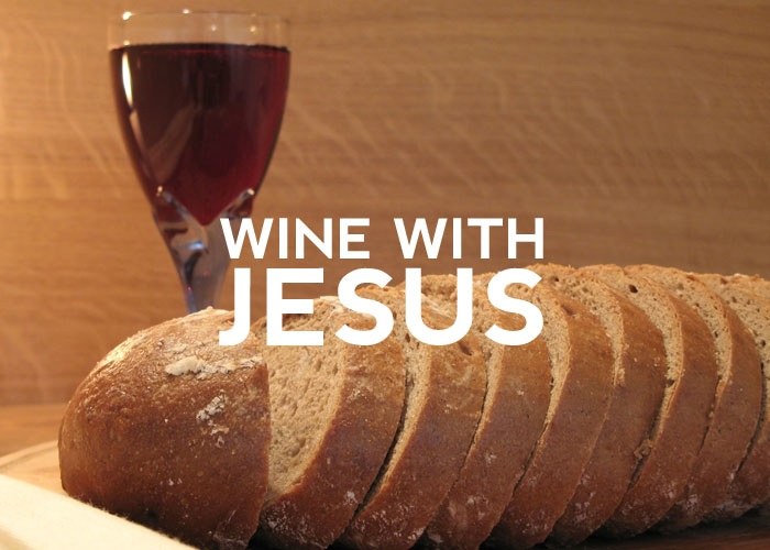 WINE WITH JESUS