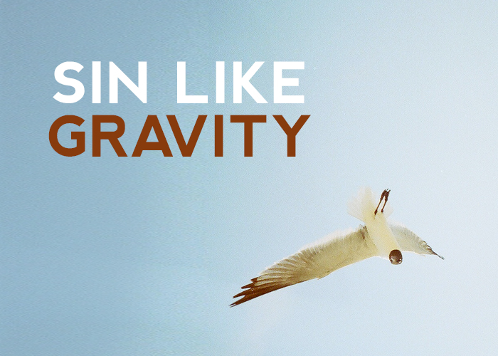 SIN LIKE GRAVITY