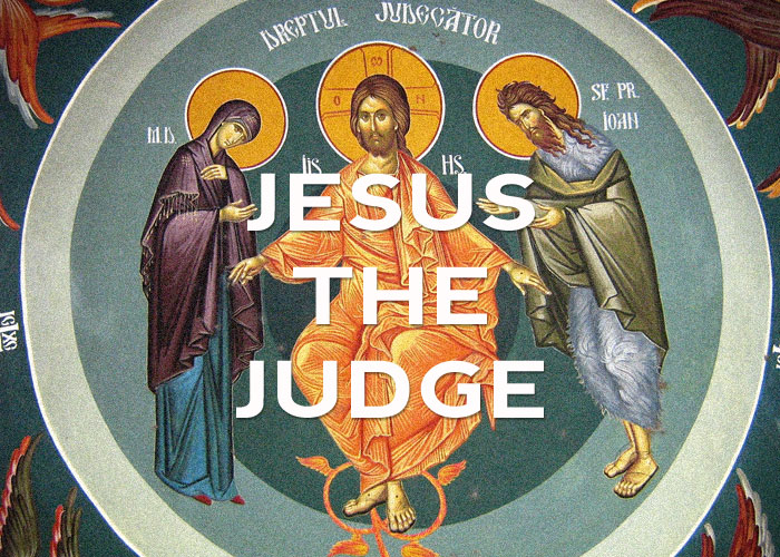 JESUS THE JUDGE