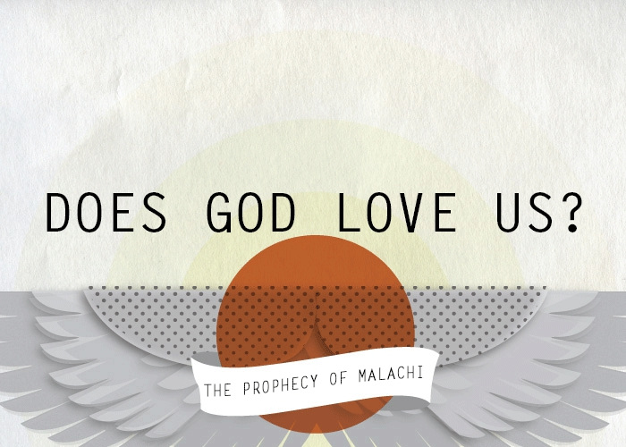 DOES GOD LOVE US?